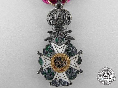 Knight (Military Division, reduced size, 1832-1951-) Reverse