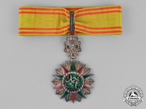 Order of Glory, Type II, Commander (1925)