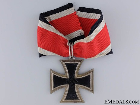 Knight's Cross of the Iron Cross, Three-Quarter Ring Obverse