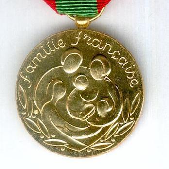 Bronze Medal (1985-) Obverse