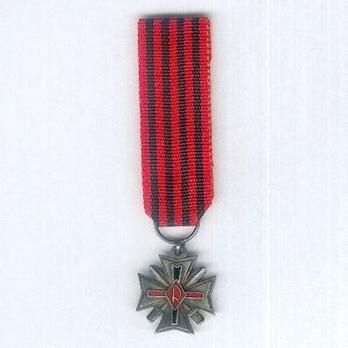 Miniature Cross of Pitkaranta Obverse