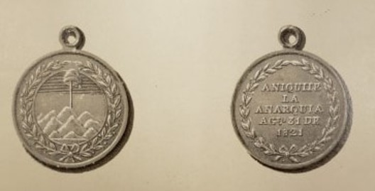 Silver Medal Obverse and Reverse