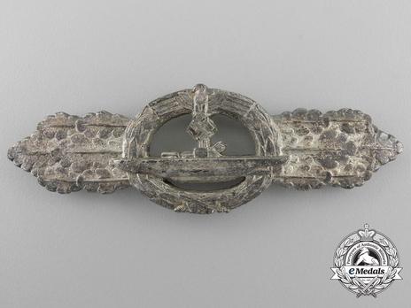 Submarine Clasp, in Silver Obverse
