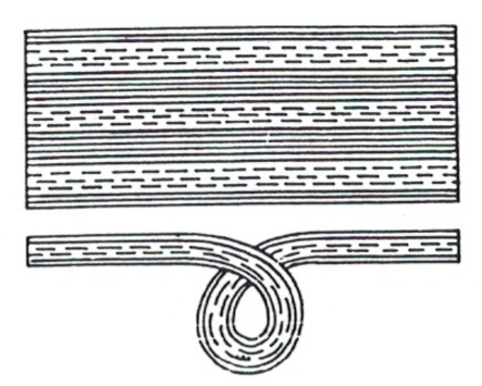 Kriegsmarine Female Auxiliary Stabsführerin Sleeve Stripes Obverse