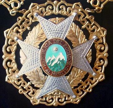 Collar Badge Obverse