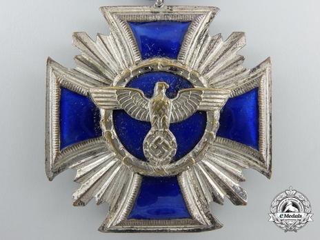 NSDAP Long Service Award, II Class Obverse
