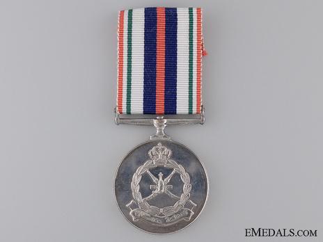 Royal Oman Police Bravery Medal Obverse