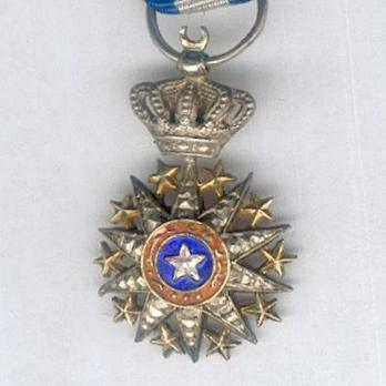 Miniature Officer Obverse