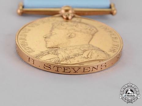 Bronze Medal Rim