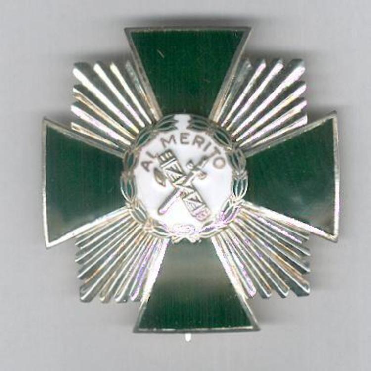 Grand cross of merit white distinction obv s