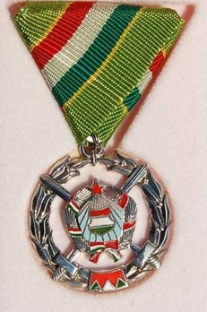 Brotherhood in Arms Medal, II Class Obverse