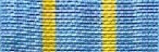 Bronze Medal (for German Armed Forces Deserters) Ribbon