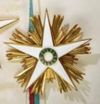 Bulgaria, Order of Stara Planina, Grand Cross, Breast Star, Obv, Andreas Thies