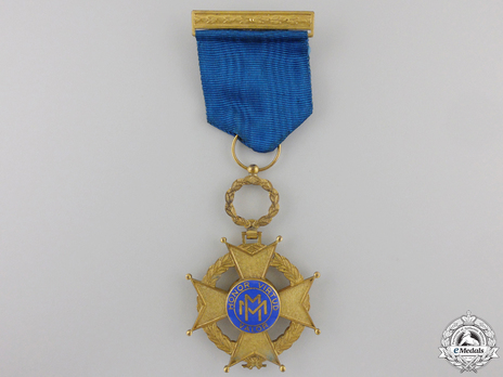 IV Class (for Good Conduct) Obverse