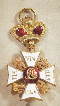 Cross for Women (1806-1927)