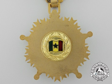 National Order of Merit, Grand Officer Reverse