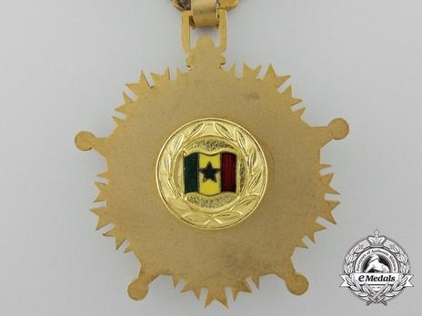National Order of Merit, Grand Officer Reverse