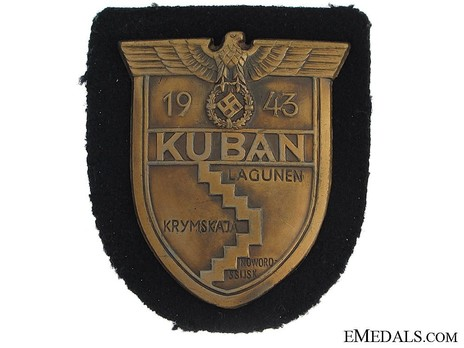 Kuban Shield, Panzer Units Obverse