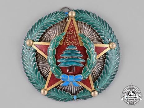 Order of Merit, Extraordinary Class Obverse
