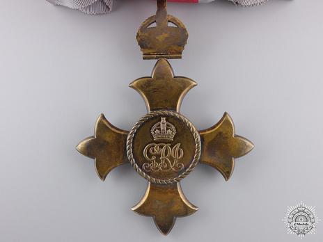Grand Cross (1938-) (by Garrard) Reverse