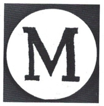 Kriegsmarine Enlisted Men Material Administration Insignia Obverse