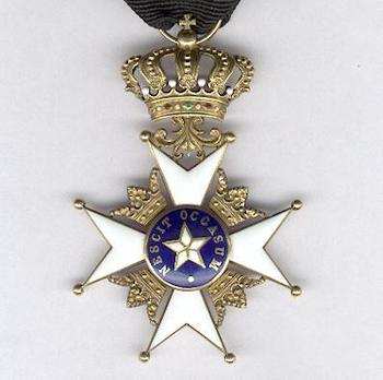 I Class Knight (with silver gilt) Obverse