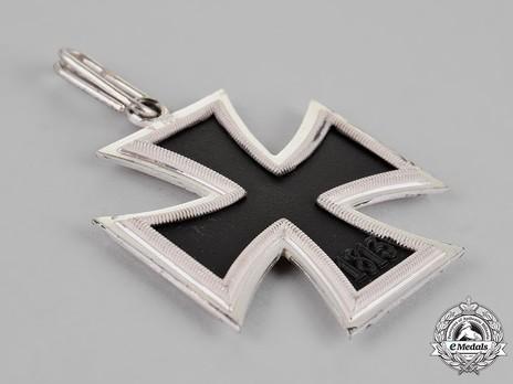 Knight's Cross of the Iron Cross, by Steinhauer & Lück (Type B, 800 4) Reverse