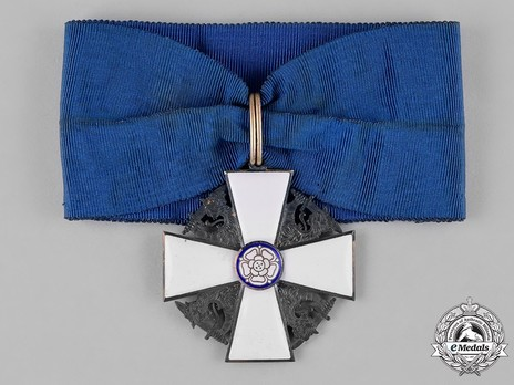 Order of the White Rose, Type II, Civil Division, I Class Commander Cross