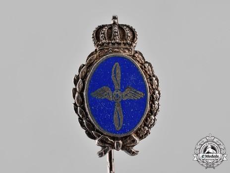 First War Luftfahrerverband Membership Stick Pin Obverse