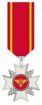 Merit Cross, II Class Obverse