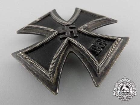 Iron Cross I Class, by E. F. Wiedmann (unmarked) Obverse