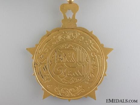 Order of Civil Merit  (Wisam al-Satahaqaq al-Sun), Excellent Class Reverse