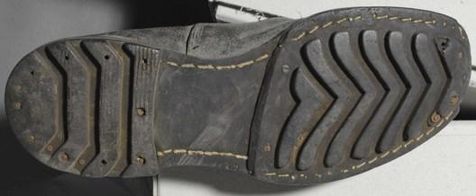Luftwaffe 1st Model Jump Boots Sole