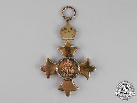 Grand Cross (1917-1937) Reverse