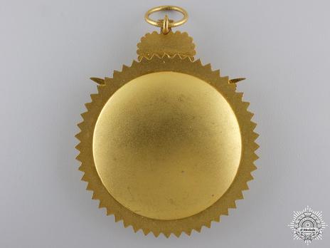 Order of Military Merit, Grand Cordon Reverse