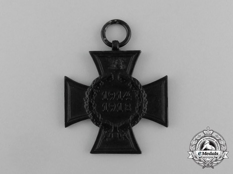 Honour Cross of the World War 1914/1918 (for next-of-kin) Obverse