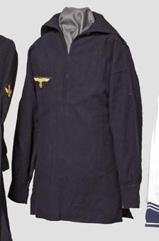 Kriegsmarine Blue Jumper Shirt Obverse