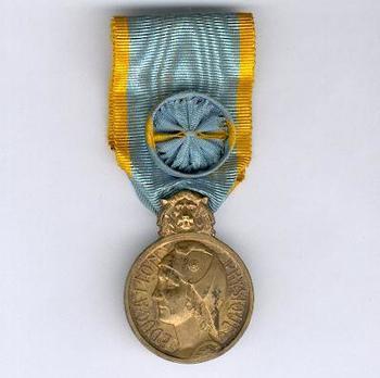 Medal of Honour for Physical Education, Gold Medal (1929-39)