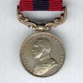 Miniature Silver Medal (1910-1930) Obverse