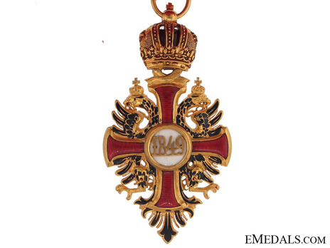 Type II, Civil Division, Grand Cross Reverse