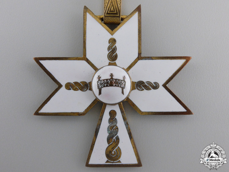 I Class Grand Officer Cross Obverse