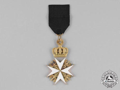 Knight of Justice Cross (Gold) Obverse