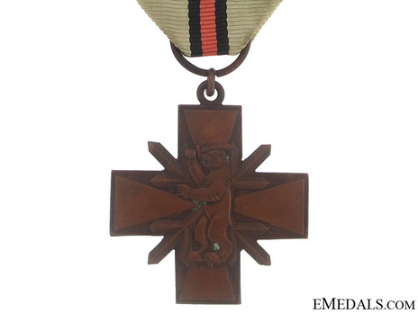 War of Kindred Nations Cross Obverse