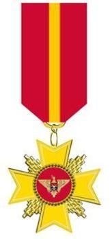 Merit Cross, I Class Obverse