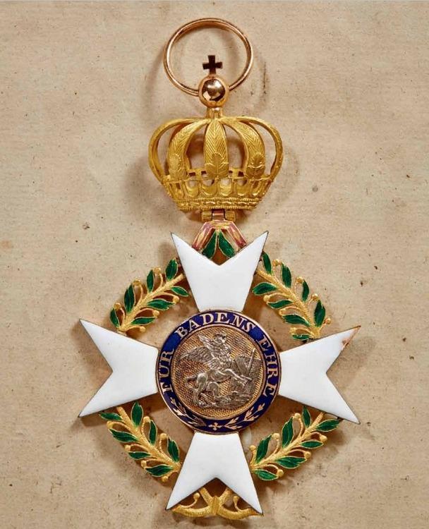 Order+of+military+merit+of+charles+frederick%2c+grand+cross%2c+obv+
