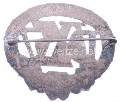 German Heavy Athletics Sports Badge, Type I, in Silver Reverse