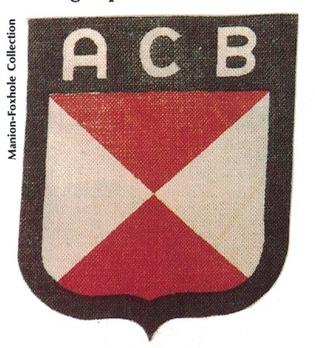 German Army Sibir Cossacks Sleeve Insignia (1st version) Obverse