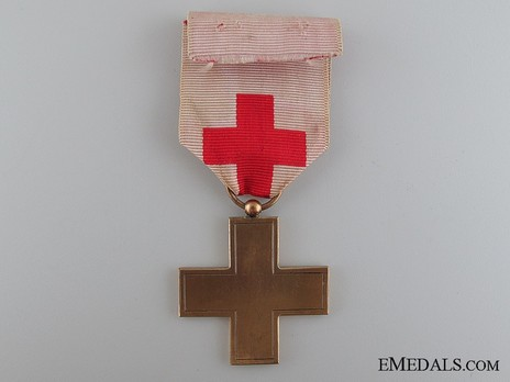 Bronze Cross Reverse