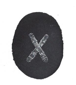 Kriegsmarine Officer's Ordnance Insignia Obverse