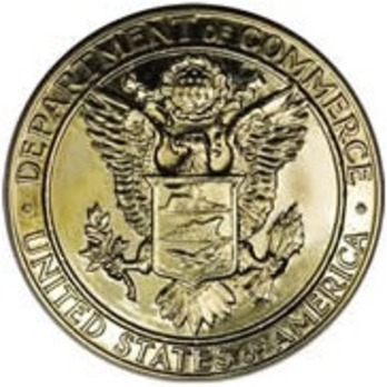 Department of Commerce Silver Medal Obverse